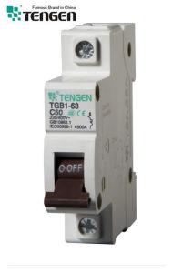 CE Approved Tengen Tgb1-63 6ka MCB pictures & photos