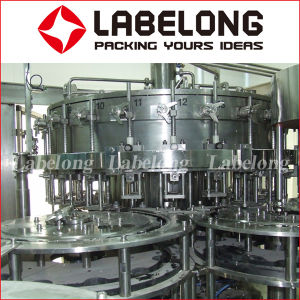 200ml Can Carbonated Drink Filling Machine/Equipment/Plant pictures & photos
