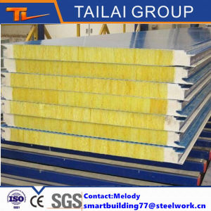 Insulated Glass Fiber Sandwich Panels