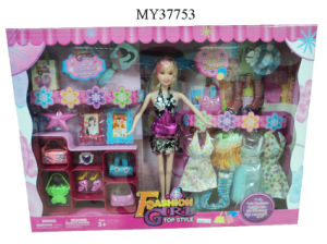 Funny Doll Set (MY37753)