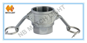 Stainless Steel Coupler Female BSPP Threaded Camlock Coupling pictures & photos