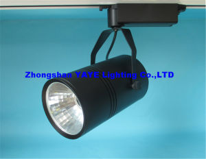 Yaye CE/RoHS COB 20W/30W LED Track Light / 20W/30W COB LED Track Light with 3 Years Warranty pictures & photos