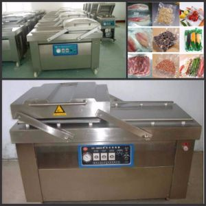 Fruits Seeds Fish Meat Vacuum Packing Machine pictures & photos