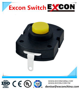 Excon Electronic Push Button Switch/ Flashlight Push Button Switch pictures & photos