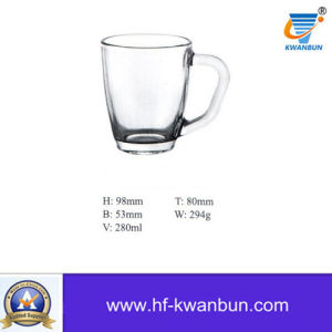Clear Glass Cup Beer Mug Tea Cup Kb-Hn0885 pictures & photos