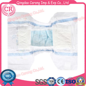 Biodegradable Natural Bamboo Disposable Baby Diapers pictures & photos