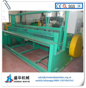 Full Automatic Crimped Wire Mesh Machine (SH-N) pictures & photos