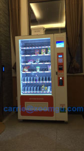 Large Capacity Cold Drinks&Snacks Combo Vending Machine pictures & photos