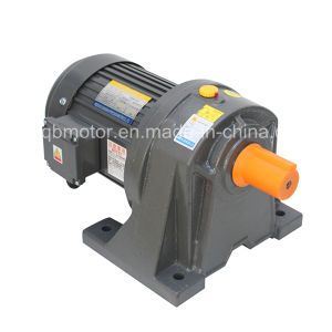 1.5kw Shaft Dia 32mm Light Duty AC Geared Gear Motor pictures & photos
