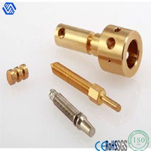 Brass CNC Machined Parts Turned Parts pictures & photos
