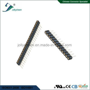 Machine Female Herader 1.778mm Straight Type H3.0mm Connector pictures & photos