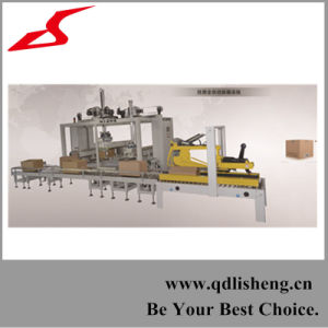 Noodle Automatic Carton Packing Line/Packing Machine pictures & photos