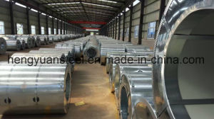 Hot Galvanized and Galvanised Steel Coil with Precision Export Packing pictures & photos