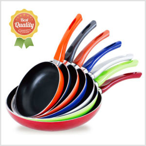 Pressed Aluminum Alloy Nonstick Frypan pictures & photos
