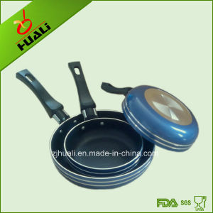 3PCS Kitchenware Non Stick Fry Pan