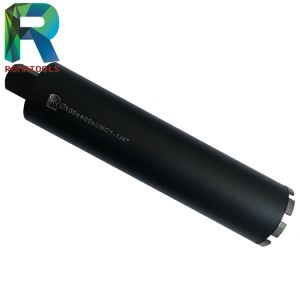 "12"" Diamond Core Drill Bits for Reinforce Concrete/Stone Construction Drilling pictures & photos"