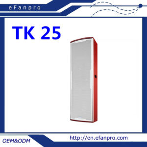 Dual 15 Inch (TK-25) Professional Speaker Box Audio Equipment for Your Selection pictures & photos