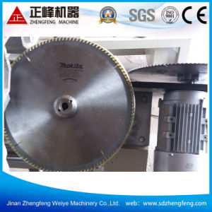 PVC Mullion Cut Saw pictures & photos