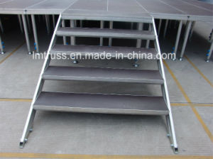 Ry Aluminum Portable Stage on Sale pictures & photos