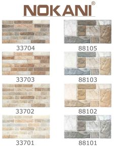 Exterior / Interior Wall Decorative Ceramic Tiles, Porcelain Tile pictures & photos