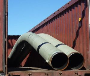 """Hot Induction Bends, API 5L Tube Bends, API Pipe Bends 12""""-36"""" for Oil and Gas pictures & photos"""
