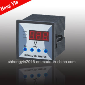 Made in China Dm72-3u-1 Digital Display Voltage Meter pictures & photos