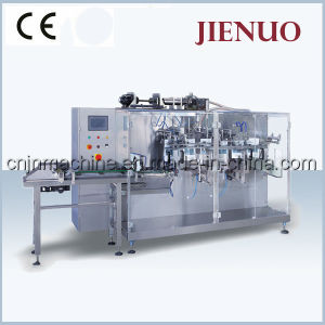 Automatic Horizontal Pouch Jam Liquid Paste Packing Machine pictures & photos