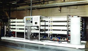 Wastewater / Seawater Desalination Treatment System pictures & photos