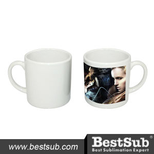 Js Coatings Sublimation Mugs 6oz White Coated Mug B20d pictures & photos
