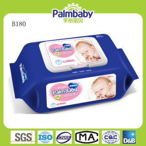 Unscented Baby Wipes, Wet Naps pictures & photos