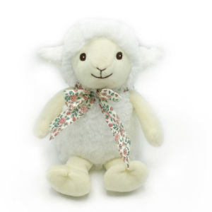 Custom Made Super Soft Stuffed Toy Plush Lamb pictures & photos