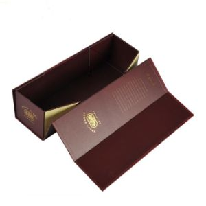 EVA Insert Box for Wine Bottle/Perfume/Cosmetics Packaging pictures & photos