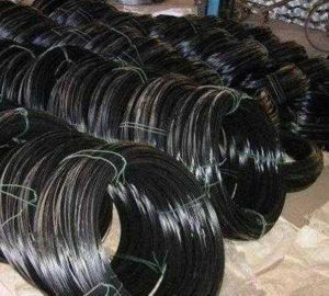 Black Wire for Binding Wire pictures & photos