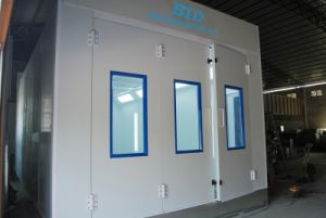 Auto Body Car Spraying Booth Painting Cabin pictures & photos