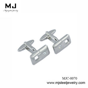 2013 High Quality Attractive Steel Jewelry Cufflink