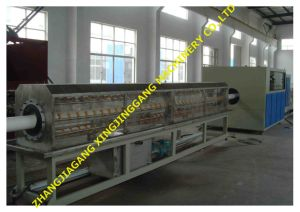 PVC Pipe Production Line / PVC Pipe Making Machine/ PVC Pipe Extruder/PVC Extruder pictures & photos