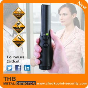 Handheld Body Scanner Police Security Checking
