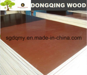 Import Brown Film Faced Plywood From Factory in China pictures & photos