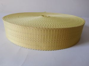 High Strong Pulling Force Aramid Webbing for Industry pictures & photos