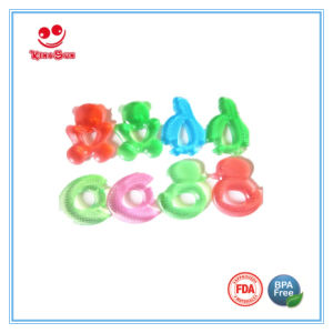 BPA Free Water Filled Baby Teether pictures & photos