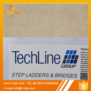 Heat Resistant Long Lifetime Adhesive Label pictures & photos