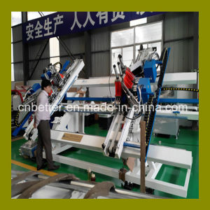 Welding PVC Window Machine / CNC PVC Window Welding Machine CNC Plastic Window Machine