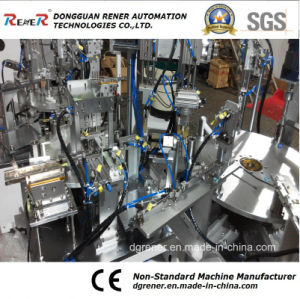 Professional Customized Automatic Production Assembly Line for Plastic Hardware pictures & photos