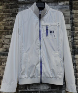 White Men Outdoor Coat Light Men Jacket with High Quality pictures & photos