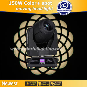 Color+150W Spot Beam LED Disco Stage Moving Head Lighting