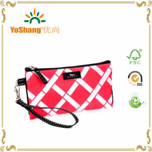 Cheap Small Cotton Cosmetic Bag with Custom Logo pictures & photos