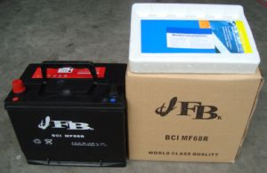 Bci Mf68r Maintenance Free Car Battery pictures & photos