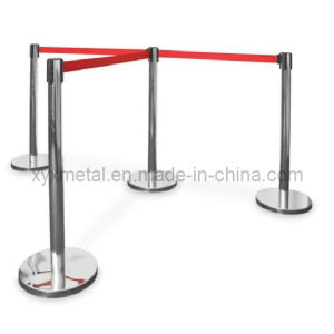 Functional and Affordable Movable Retractable Belt Barriers pictures & photos
