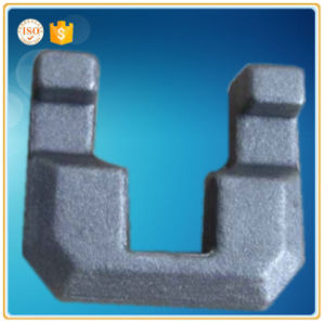 Precision Ductile Iron Casting Train Part Railway Accessories