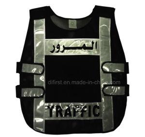 Police Hi Visibility Reflective Vest (DFV1084) pictures & photos